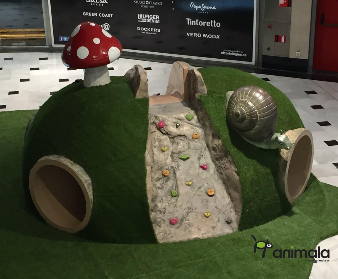 Parques infantiles ¡diversión asegurada!