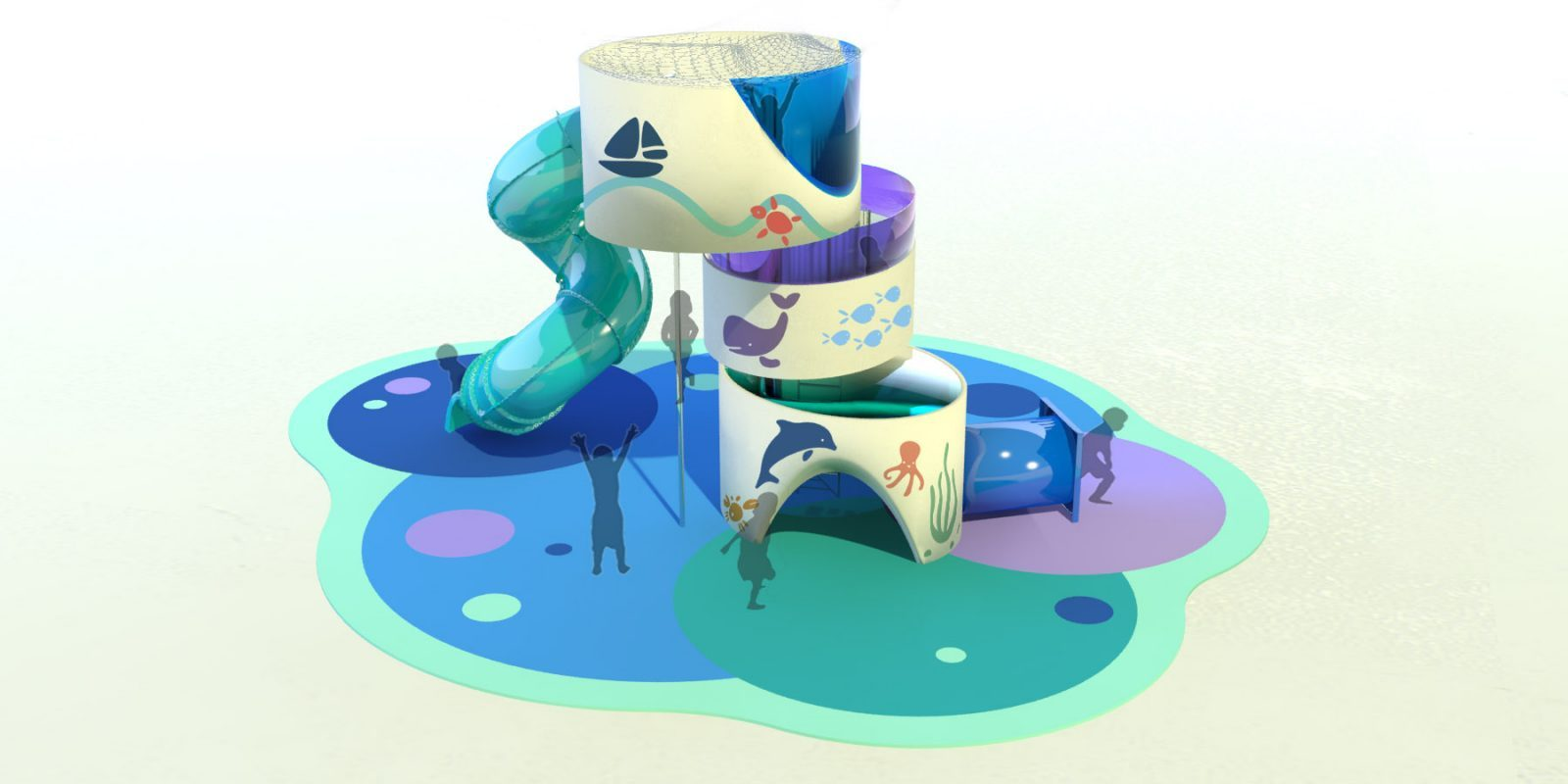Minimala Playground Torre Oval