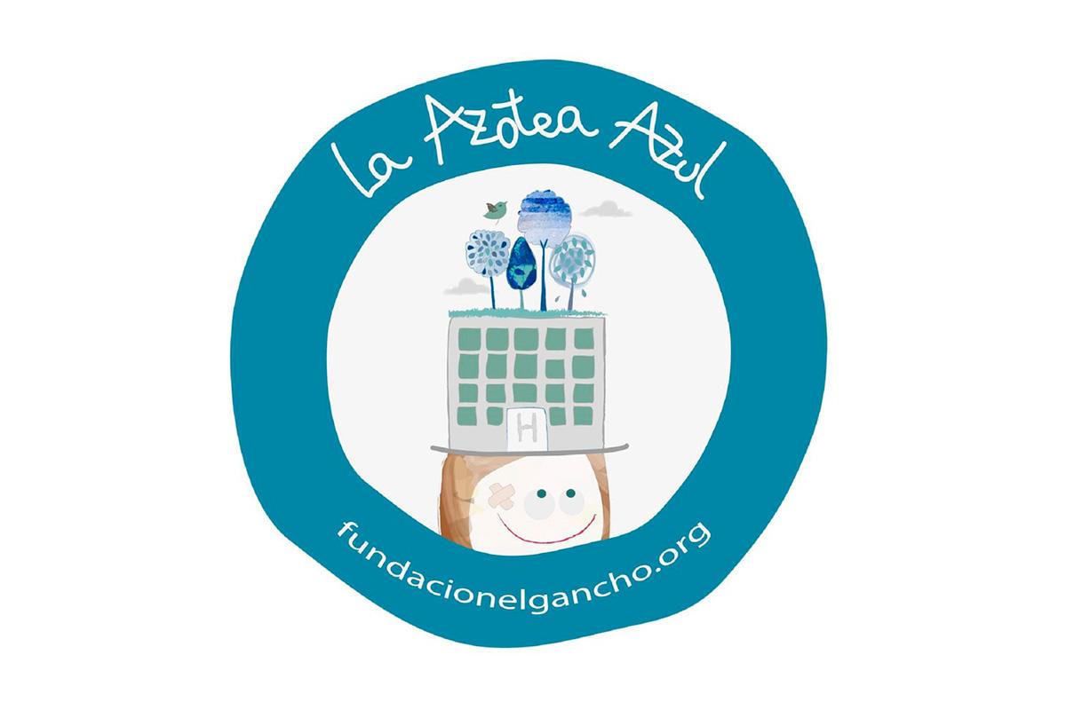 logo La Azotea Azul
