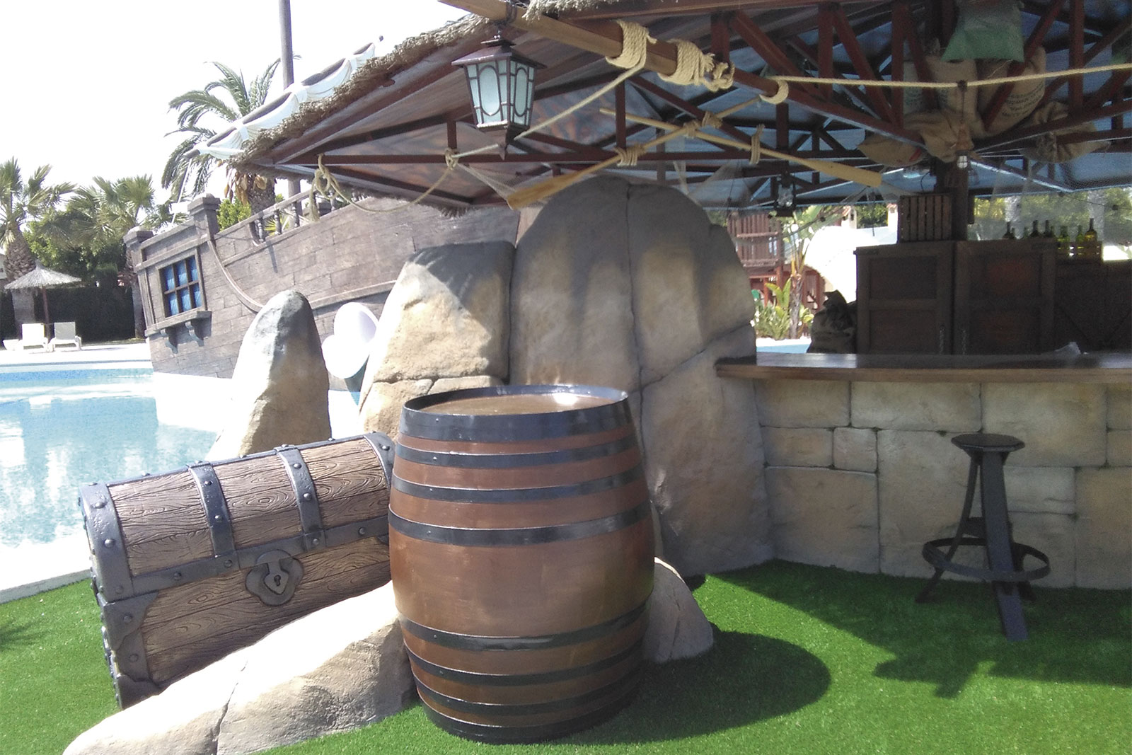 Proyecto a medida Camping Marjal Guardamar